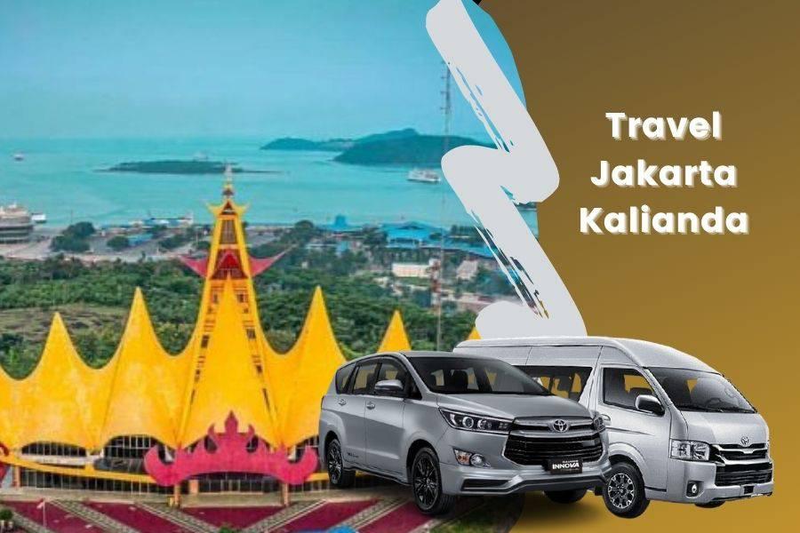 Travel Jakarta Kalianda
