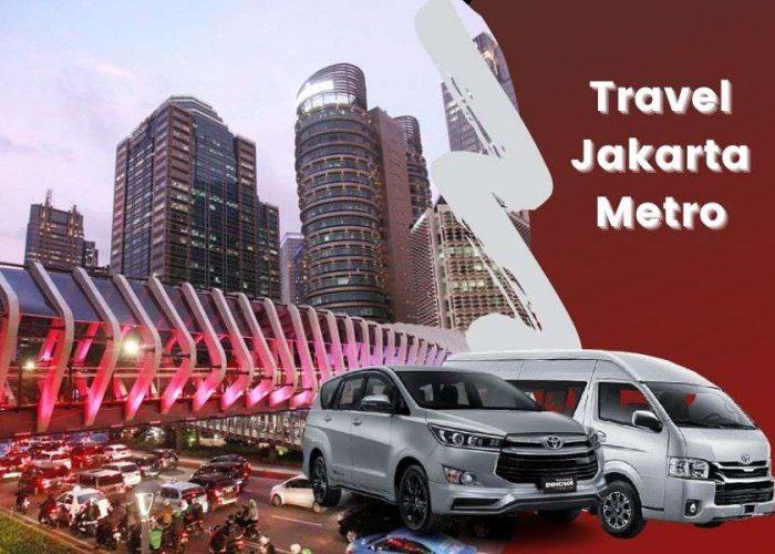 Jasa Travel Metro Jakarta Reputasi Bagus dan Berizin Resmi