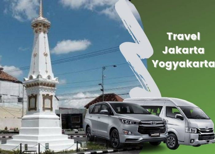 Travel Jakarta Yogyakarta Aman dan Terpercaya