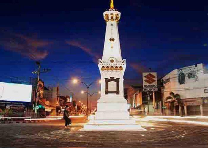 Travel Jakarta ke Yogyakarta
