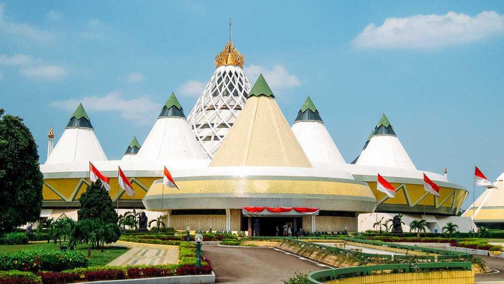 Travel Taman Mini Ke Lampung