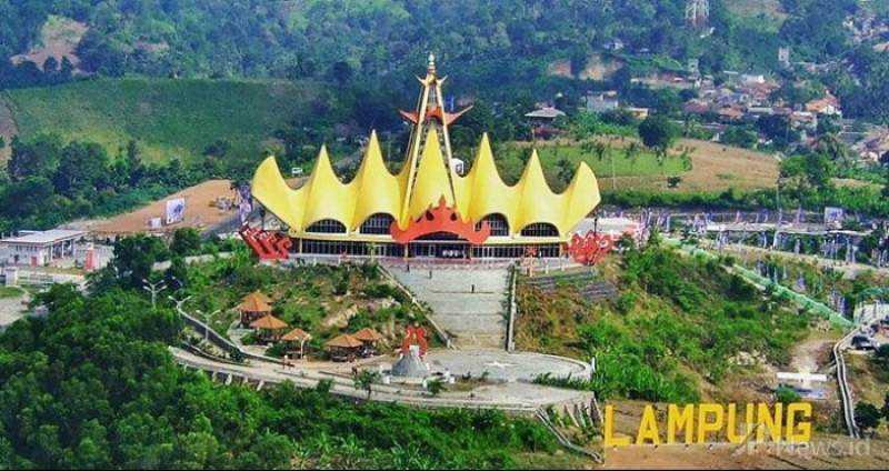 Travel Tomang Ke Lampung