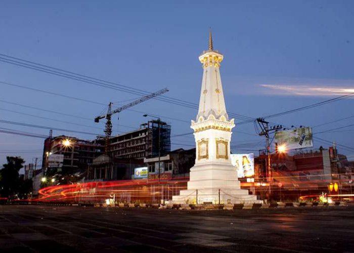 Travel Kemang ke Yogyakarta