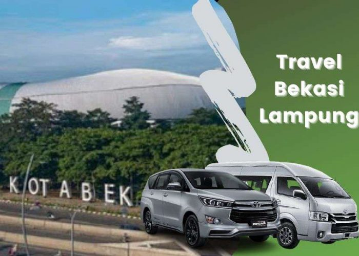 Travel Bekasi Lampung Fasilitas Lengkap Kabin Luas