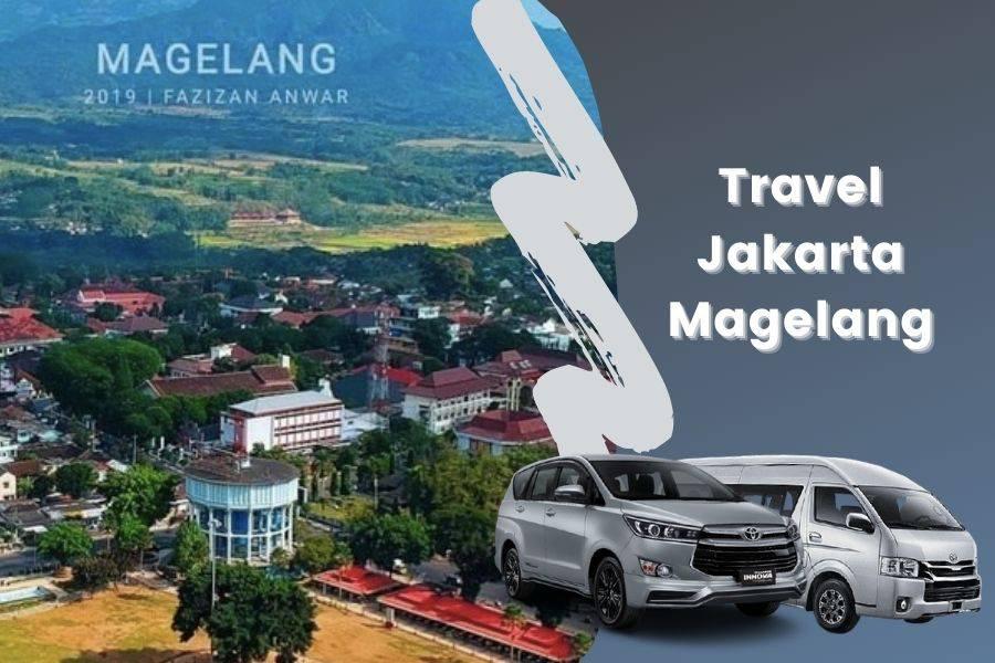 Travel Jakarta Magelang via tol