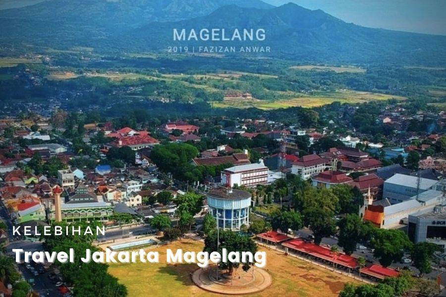Travel Jakarta Magelang