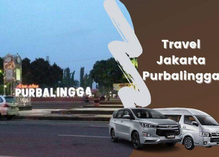 Travel Jakarta ke Purbalingga