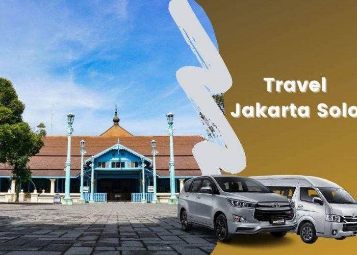 Travel Jakarta Solo
