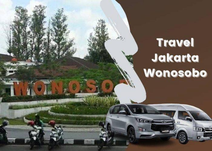 Travel Jakarta Wonosobo