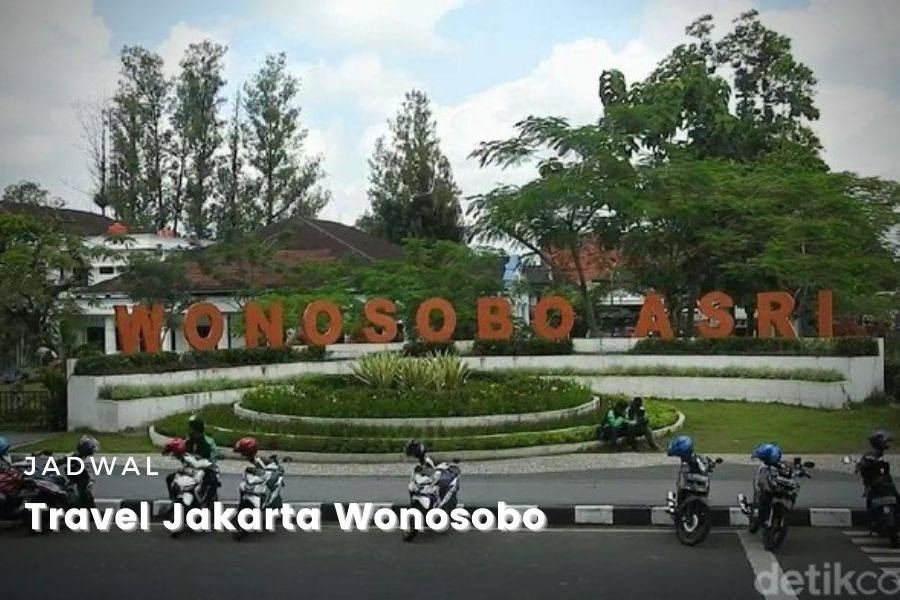 Travel Jakarta Wonosobo berangkat pagi dan malam